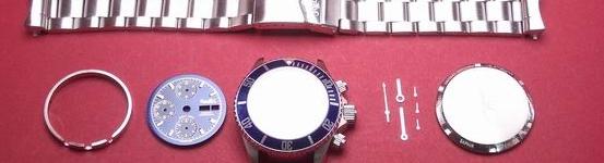 Uhrenbausätze