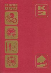 Kleinuhr-Schlüssel K3 Ausgabe 1972 - Nachdruck 2010