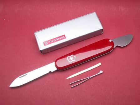 Schweizer Gehäuseöffnermesser-Set Werkzeug - Messer von VICTORINOX