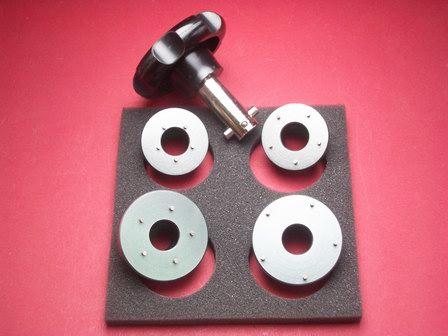 Gehäuseöffner-Set Werkzeug zum öffnen und schließen von Uhren der Marke Omega