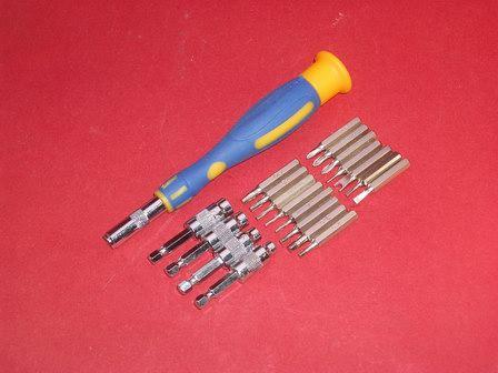 Schraubendreher-Set 20tlg. Werkzeug