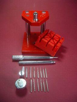 Band-Werkzeug-Set bestehend aus 19 Einzelteilen