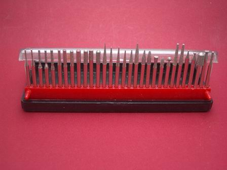 Diamantbeschichtete Fräser-Set Werkzeug 30 Stück