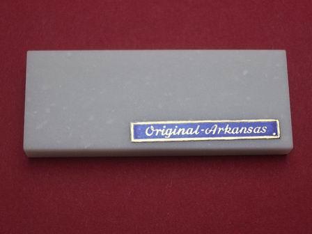 Arkansas Schleifstein Werkzeug Länge: ca. 55mm x 20mm x 6mm