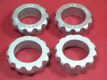Gehäuseöffner-Set Werkzeug aus Aluminium für Uhren der Marke Panerai