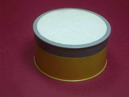 Runde Dose Box mit Deckel 66mm