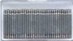 100 gerade Federstege 18mm
