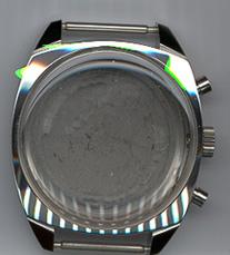 Valjoux 7733 Chronographen-Gehäuse