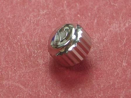 Breitling Krone Stahl 150.434 Wasserdicht für Ref. Nr. A17040 / A17340