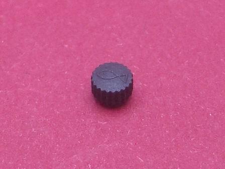 IWC Krone schwarz Wasserdicht Ø 3,50mm Höhe der Krone ohne Kronenhals: 1,69mm