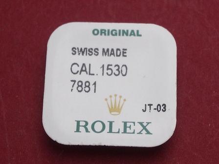 Rolex 1530-7881 Winkelhebel Kaliber 1520, 1525, 1530, 1535, 1560, 1565, 1570, 1575, 1580