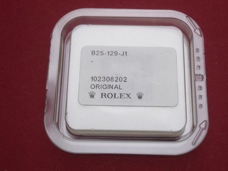 Rolex Kunststoffglas CYCLOP 25-129 Ref: 6900 bis 6907, 6914, 6916, 6917, 6919 bis 6921, 6924, 6927, 6929, 6933