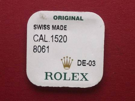 Rolex 1520-8061 Rücker