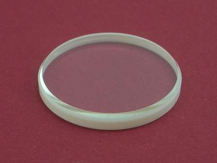 Saphirglas passend auch für Uhren der Marke Rolex Typ: 25-246