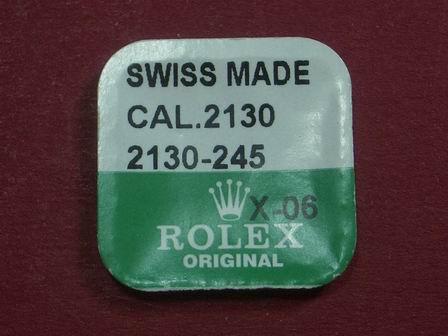 Rolex 2130-245 Stoppfeder für Unruh Kaliber 2130, 2135