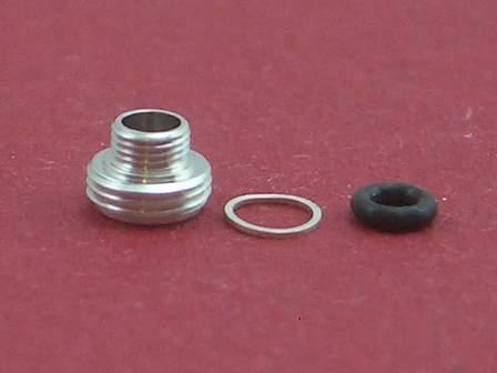 Tuben 24-5330-0 passend auch für Uhren der Marke Rolex und Tudor mit Dichtung für neue Damen-Rolex/ -Tudor