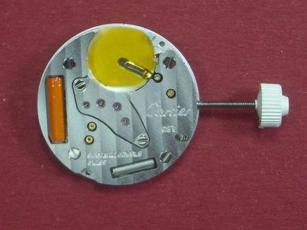 Uhrwerk Cartier Cal. 687, Datum bei der 3 (Uhrwerk nur im Vorabtausch)
