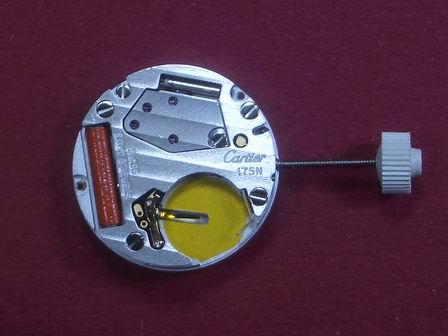 Uhrwerk Cartier Cal. 175N (Uhrwerk nur im Vorabtausch)