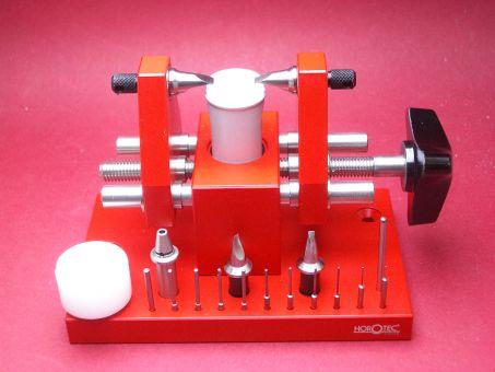 Sehr hochwertiges Werkzeug-Set zum Abheben von Lünetten und Öffnen von Gehäuseböden.