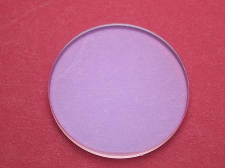 Breitling Saphir Uhrenglas bombiert beidseitig antireflex für Ref.Nr.: A13340