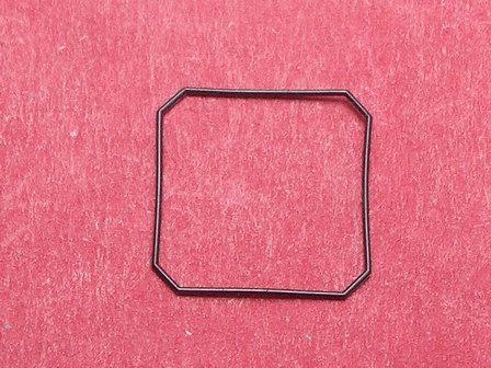 Cartier Glas-Dichtung für Ceinture PM Techn.Ref.: 0105 Maße: 15,5mm