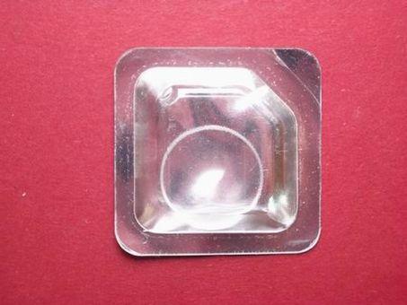 Cartier Santos Ronde PM Saphier Uhrenglas Maße: Ø 18,75mm, für die Ref.: 0170, 0167, 20370174