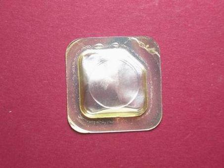 Cartier 21GM Mineral Uhrenglas Maße: Ø 14,9mm, für die Ref.: 1220, 1230, 30901100
