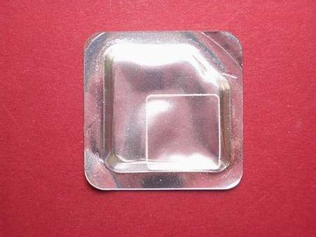 Cartier Panthère MM Saphier Uhrenglas Maße: 17,6mm x 17,6mm, für die Ref.: 0193, 0198, 1100, 1310,  37837100