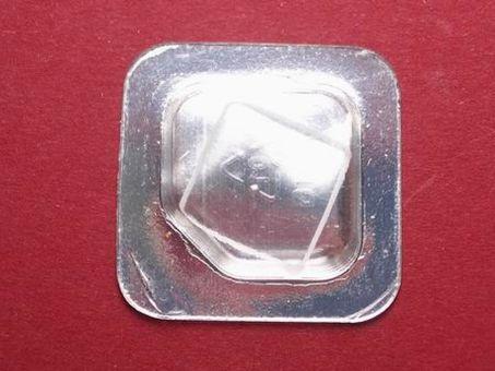 Cartier Phanthére PM Saphier Uhrenglas Maße: 13,9mm x13,9 mm, für die Ref.: 0199, 1070, 1120, 1280, 1282, 1320, 1660,  47837100