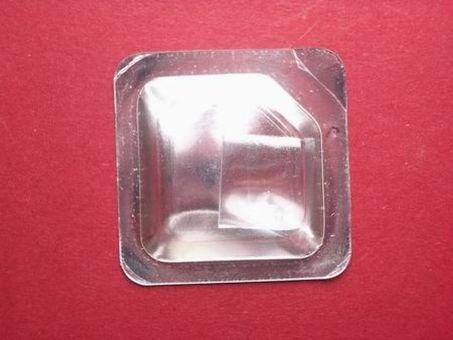 Cartier Tank Française PM Saphier Uhrenglas Maße: 14,99mm x 14,99mm, für die Ref.: 1820, 2300, 2364, 2365, 2516, 2517, GV151148