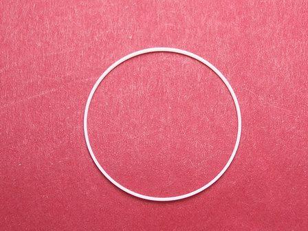 Cartier Glas-Dichtung für Pasha 42mm Techn.Ref.: 2726, 2727, 2730, 2765, 2770, 2832, Maße: Ø 33,14mm