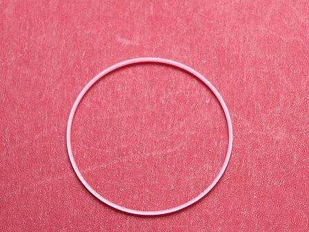 Cartier Lünetten-Dichtung für 21 XL Techn.Ref.: 1260 Maße: ca Ø31,12mm H0,85mm