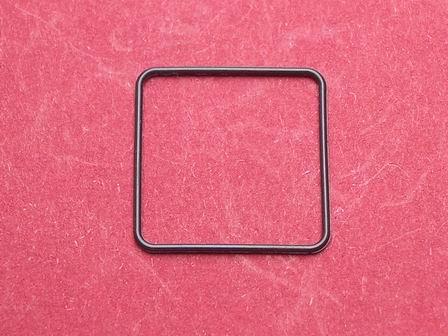 Cartier Lünetten-Dichtung 47837912 Maße: ca.14mm x14mm für Ref.: 0199, 1070, 1120, 1280, 1282, 1320, 1660