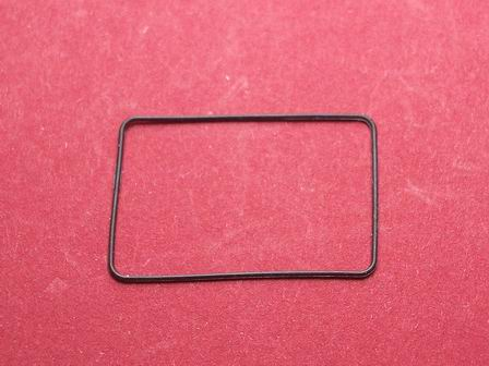 Cartier Boden-Dichtung für Tank U.S. Techn.Ref. 151, 1715, 2556, 2557 Maße: ca.28mmx19mm