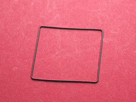 Cartier Boden-Dichtung MX001W96 Maße: ca. 28mm x 25mm