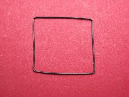 Cartier Boden-Dichtung Techn.Ref. 2787, 2788,  2789, 2858  Maße: ca.23mmx21mm