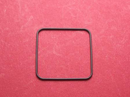 Cartier Boden-Dichtung MX003HDX Maße: ca.25mmx25mm