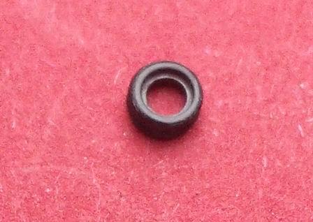 Cartier Kronenrohr-Dichtung MX004LB1 Maße: ca. Ø 3mm