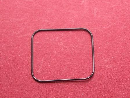 Cartier Boden-Dichtung Techn.Ref. 1821, 2301, 2404, 2465, 2466, 2491 Maße: ca. 20mmx22mm