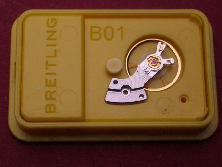 Breitling Unruh für Kaliber B01