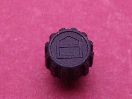 TAG-HEUER Aquaracer Krone schwarz überzogener Stahl, verschraubt für Ref: WAJ2180