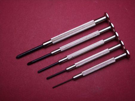Kreuzschraubendreher-Set Werkzeug im Kunststofftui