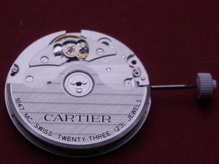 Uhrwerk Cartier Cal. 1847MC, H1  (Uhrwerk nur im Vorabtausch) MXE07K0K