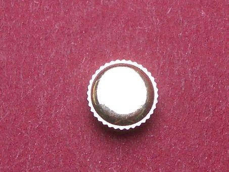 Uhrenkrone gelb Durchmesser: 6,5mm