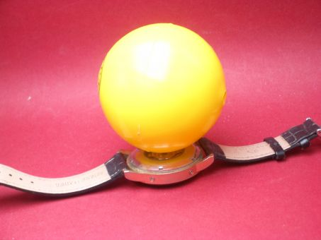 Gehäuseöffner-Ball Ø 75mm Werkzeug gelb (Friktion-Ball)