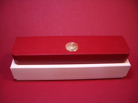 Omega Uhren-Dose Box mit Umkarton