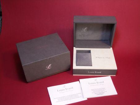 Louis Erard Uhren-Dose Box