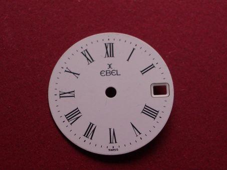 Ebel Zifferblatt Ø 19,5mm, für Kaliber 87, 88