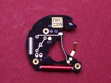 IWC 2209 E-Block mit Spule