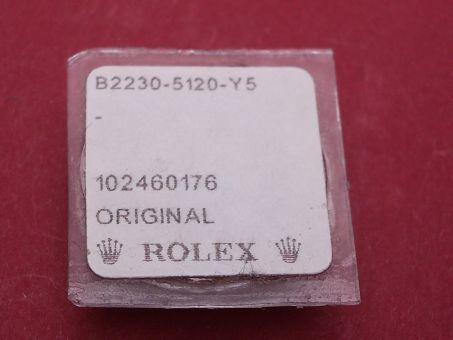 Rolex 2230- 5120 Mutter für Höhenverstellung der Unruhbrücke
